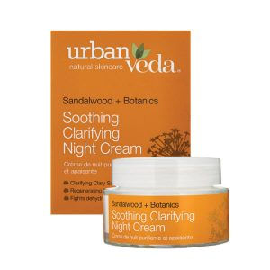 Urban Veda Soothing Clarifying Night Cream