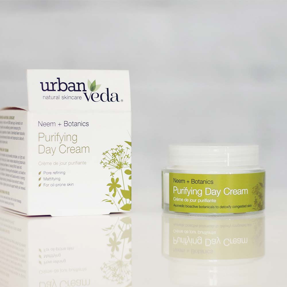 Image of Urban Veda Purifying Day Cream 2