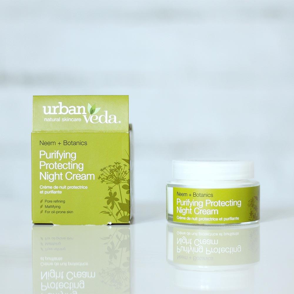 Image of Urban Veda Purifying Night Cream 2