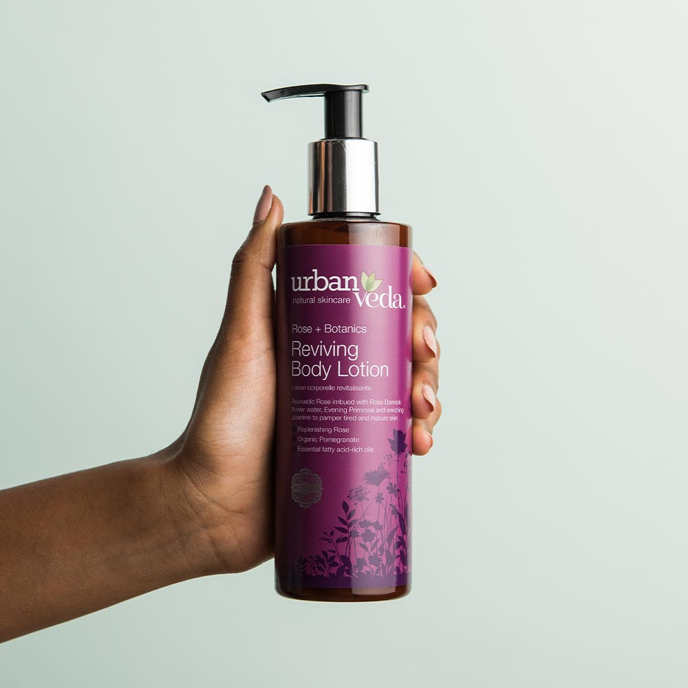 Image of Urban Veda Reviving Body Lotion 3