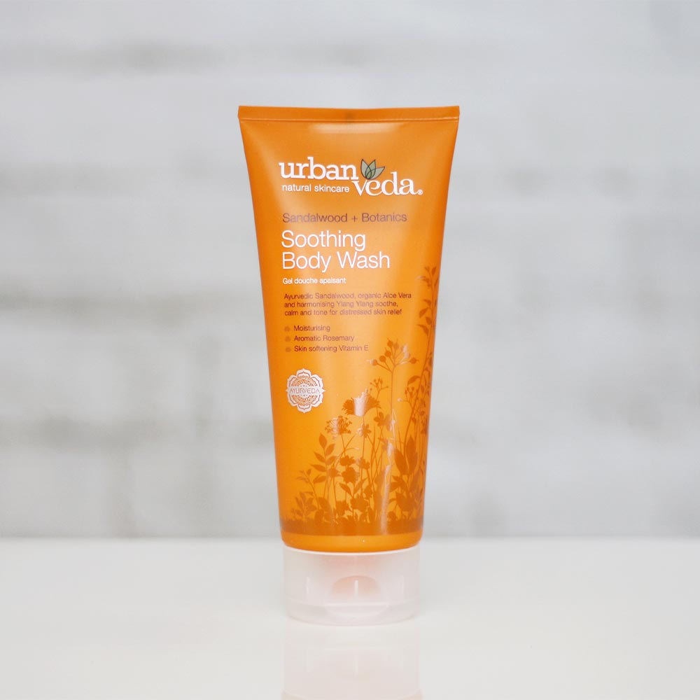 Image of Urban Veda Soothing Body Wash 3