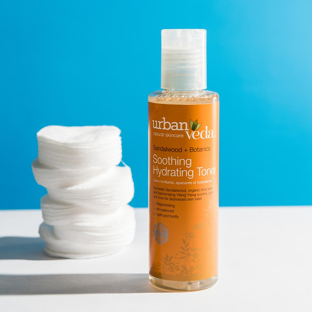 Image of Urban Veda Soothing Hydrating Toner 3