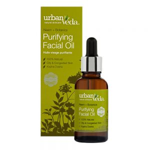 Image of Urban Veda Purifying Facial Oil