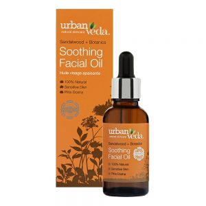 Image of Urban Veda Soothing Facial Oil