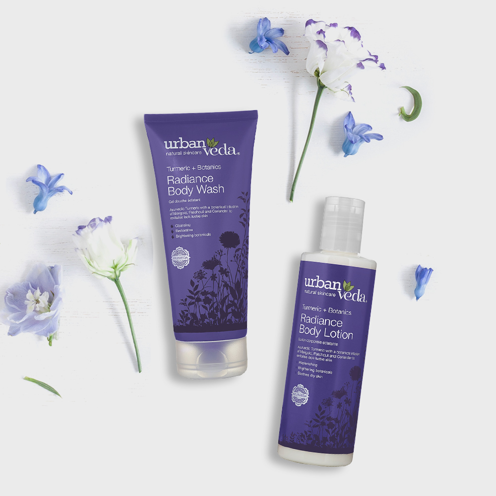 Image of Urban Veda Product Giftsets Bath Body Radiance