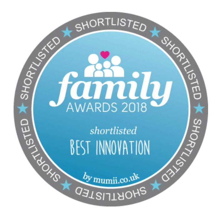 Family Award 2018 best innovation