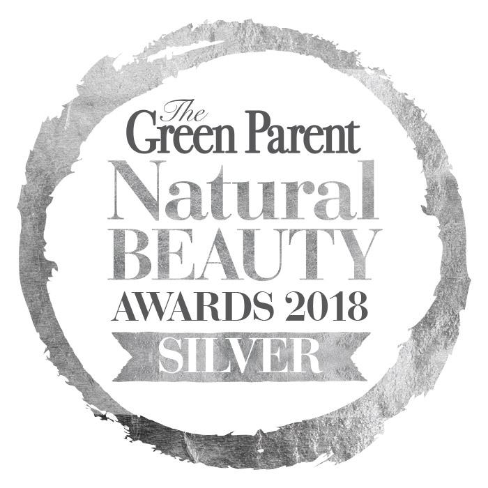 green parent natural beauty silver