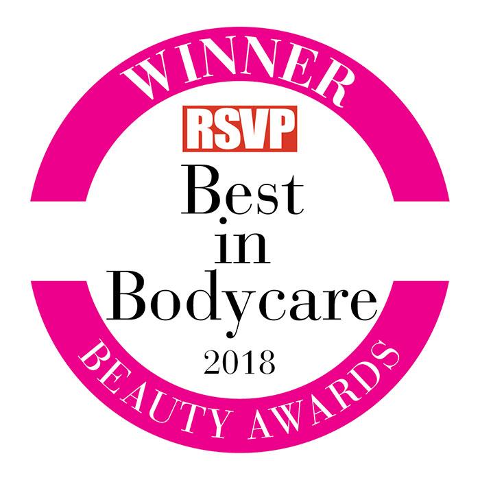 rsvp best in bodycare 2018