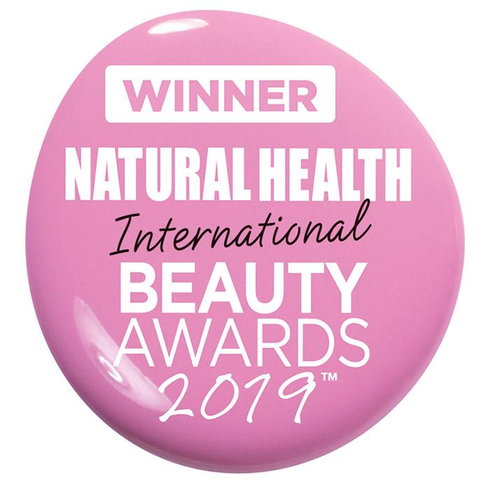 winner natural health international beauty awards 2019