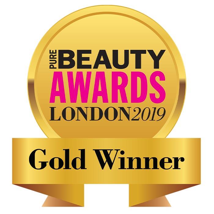 Image of Urban Veda Beauty Awards Gold Winner