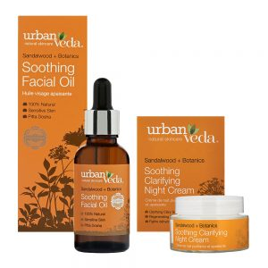 Image of Urban Veda Product Bundle Night Time Self Care Soothing