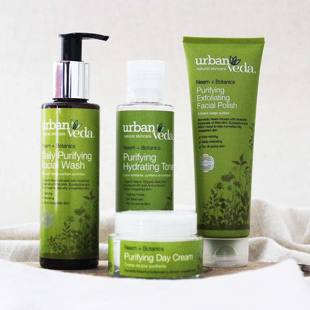 Image of Urban Veda Product Bundle Skincare Essentials