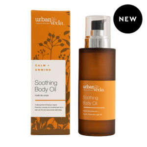 Image of Urban Veda Soothing Body Oil 100ml