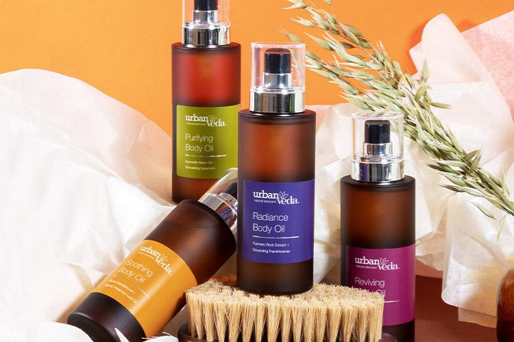 100% Natural Body Oils